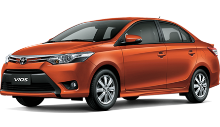 Vios back liners