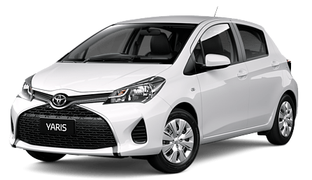 yaris back liners